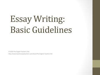 Introduction: How to Write an Essay Introduction - All